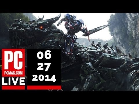 PCMag Live 06/27/14: More Edward Snowden Fallout in Germany & Transformers: Age of Extinction