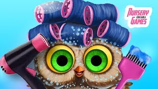САЛОН КРАСОТЫ для ЖИВОТНЫХ 3|Мультик игра|Baby Animal Hair Salon 3|Nursery Games for Girls