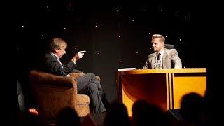 Florian Schroeder talkt mit Albrecht von Lucke