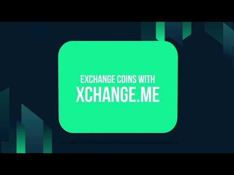 Xchange.me - Modern cryptocurrency exchange