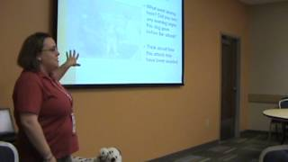 Training: Interpreting Dog Behavior