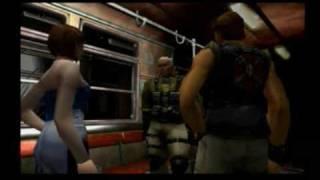 Resident Evil 3 Nemesis Alternate Cutscenes(Part 1 of 5)