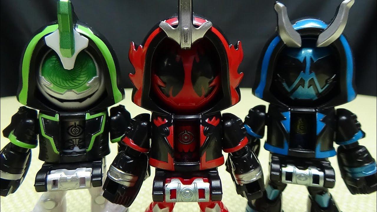 Kamen Rider Necrom: Kamen Rider Ghost GanGan Change Series GHOST, SPECTER
