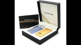 электронная зажигалка Primo Usb - распаковка и обзор