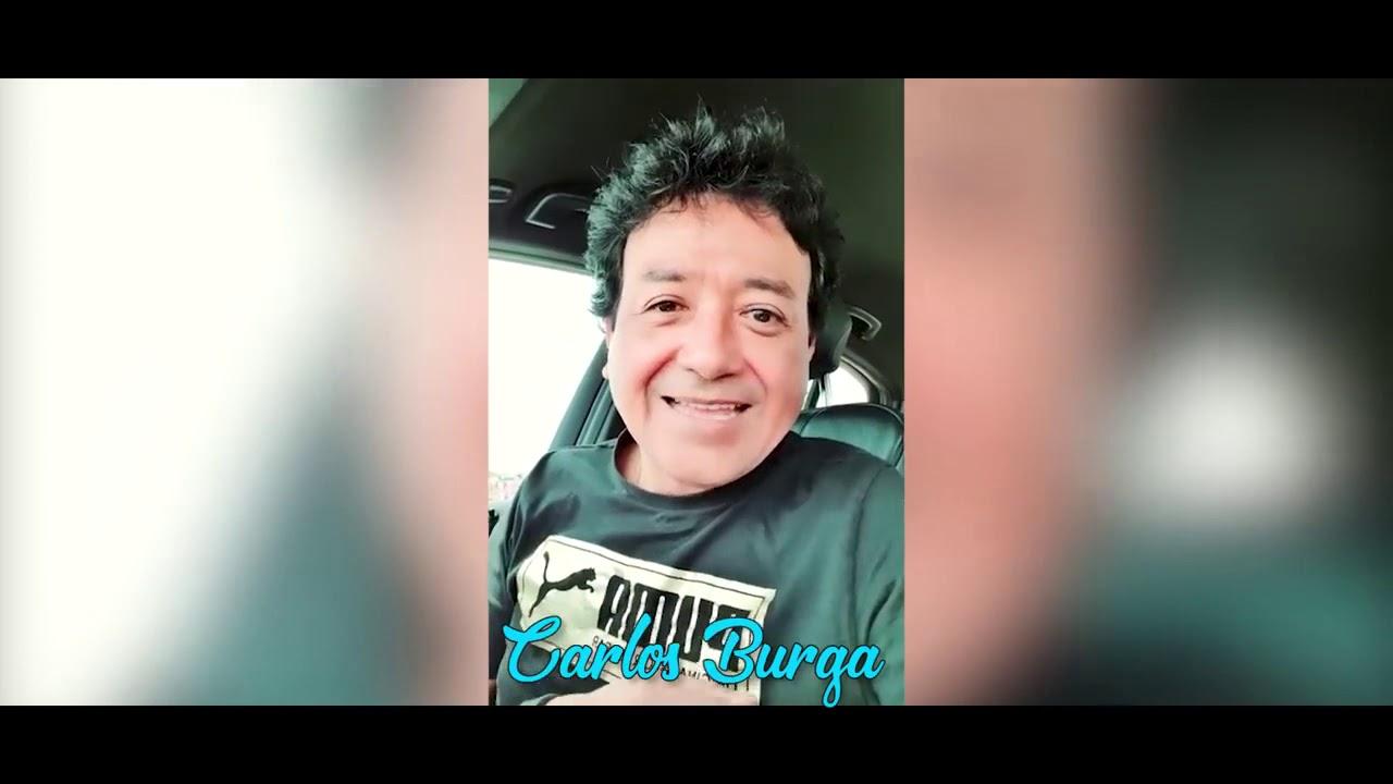 CARLOS BURGA, EL IMITADOR DEL PRÍNCIPE DE LA CANCIÓN