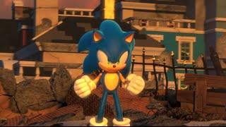 Sonic Forces - Debut Trailer