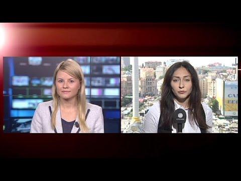 Ukraine: 'Disappointment' at Yatsenyuk resignation
