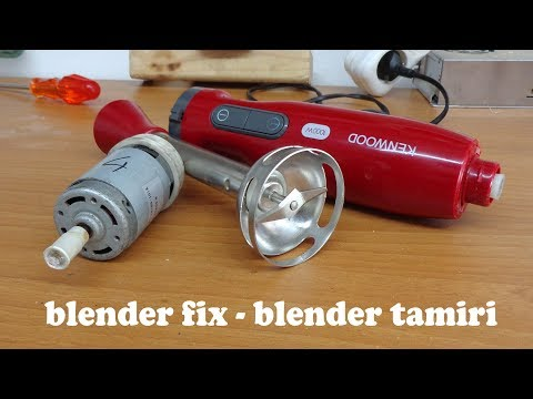 Hand Blender Fix - New Connector - Blender Tamiri
