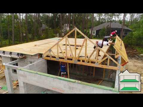 Maronda Homes Florida And Georgia New Home's Building Process