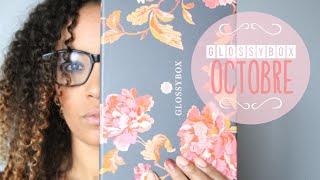 ♡GLOSSYBOX du mois d'octobre 2014 on découvre ensemble! Thumbnail