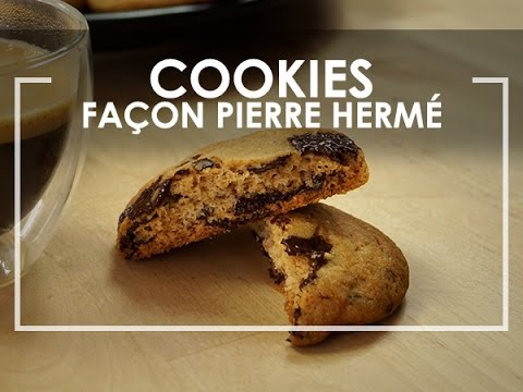 Pierre Herme Chocolate Chip Cookie