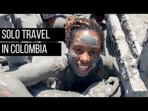 Solo Travel In Cartagena, Colombia Vlog