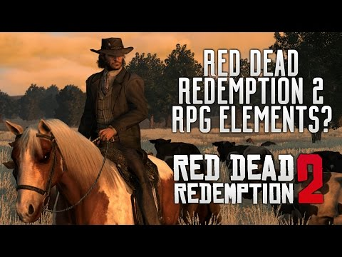 Red Dead Redemption 2 - RPG Elements? Abigail Marston, Native Americans & Pre-Ordering RDR2!