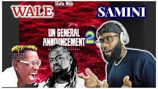 Download Shatta Wale - UN Announcement Pt2  /SAMINI DI$$ *FREEZY REACTION*