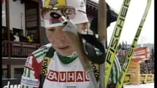 Биатлон-ретро. Украинцы на ЧМ в Хохфильцене-2005.