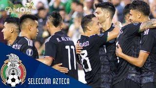 #AmorDeVerano 🌞🌴❤  En minutos | México 🇲🇽 vs Costa Rica 🇨🇷 | por Azteca 7