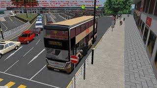 Omsi 2 tour (1639) KMB 5A 尖沙咀碼頭 - 九龍城 (盛德街) Star Ferry - Shing Tak Street @ Scania K280UD ASUD1