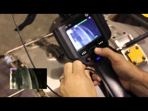 How to Conduct a Borescope on a PT6A-135A Engine