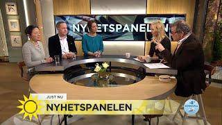Grattis – prinsessan Madeleine har fått sitt tredje barn! - Nyhetsmorgon (TV4)