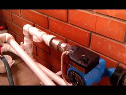 видео: Отопление частного дома своими руками