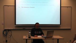 "PCC Forum - ""Henri Bergson: Philosopher of Life"" - Prof. Spyridon Koutroufinis (1-2)"