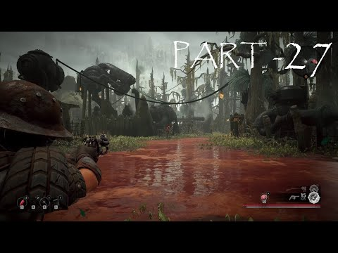 Remnant: From the Ashes Walkthrough Gameplay Part 27 - The Mist Fen |