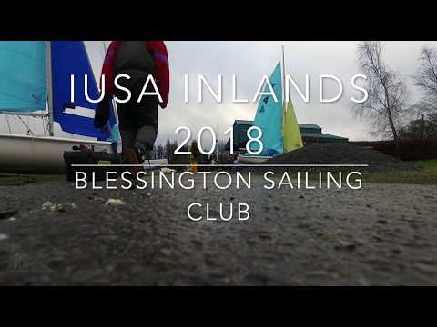 IUSA Easterns 2018 - Blessington Sailing Club