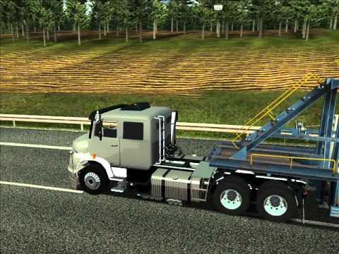 Скачать мод на german truck simulator