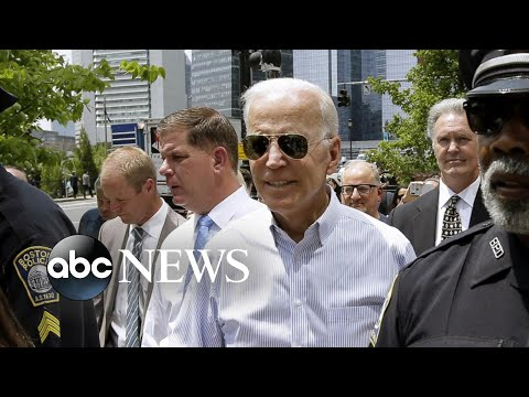 The backlash against Joe Biden