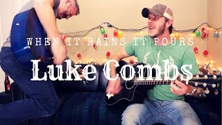 When it Rains it Pours - Luke Combs Beginner Guitar Lesson