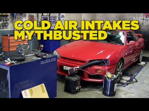 Cold Air Intakes Mythbusted [Turbo]
