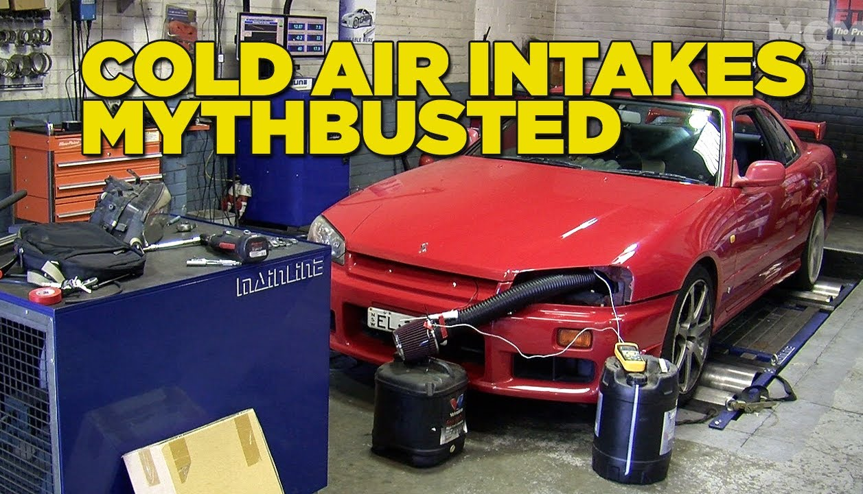 Cold Air Intakes Mythbusted [Turbo] - YouTube