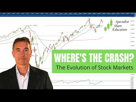 Why Isn't the Stock Market Crashing? Global & Australian Stock Update