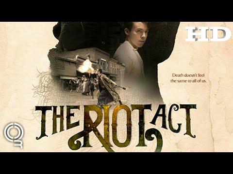 The Riot Act  2018  Movie  Thriller Film