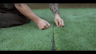 BuzzGrass DIY Guide: How to install artificial grass