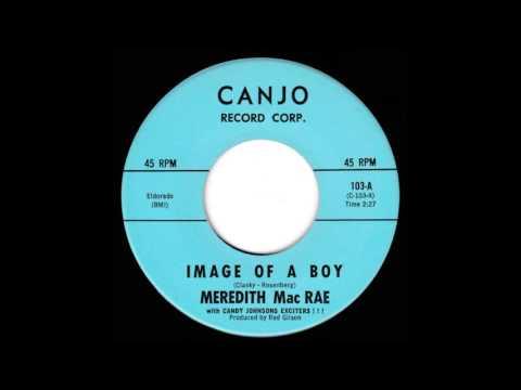 MEREDITH MACRAE  of A Boy