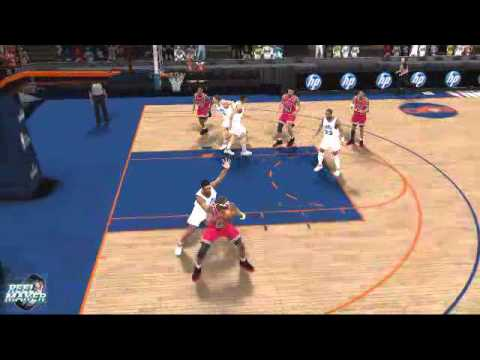 how to alley opp in nba live