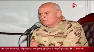 رئيس الأركان يشهد مراحل المشروع التدريبي لوحدات من الجيش الثاني