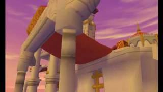 Worms 4 Mayhem Desafio 4 [Desafio Posion de Icaro]