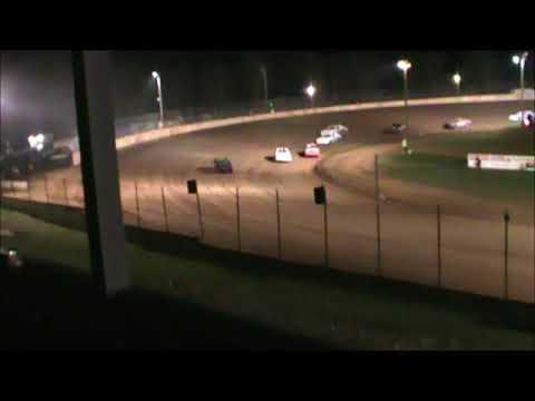 hibbing raceway #5 Mike Blevins Racing