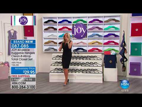 HSN | Joyful Gifts with Joy Mangano 10.20.2017 - 11 PM