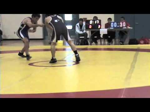 2008 Toronto Open: 68 kg Kevin Hsu vs. Andy Ross
