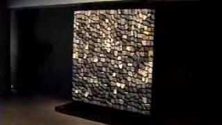 Daniel Rozin's Trash Mirror (2001)