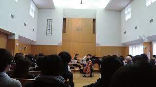 アレンスキー ピアノ三重奏曲第1番ニ短調 Op.32  響 -TRIO