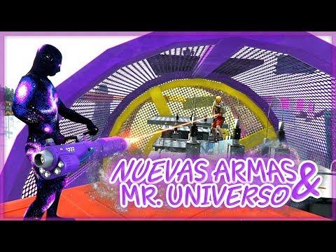 NUEVAS ARMAS GTA V Y MR. UNIVERSO