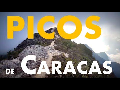 CIMAS Y PICOS DEL AVILA CARACAS A MAS 2400 METROS