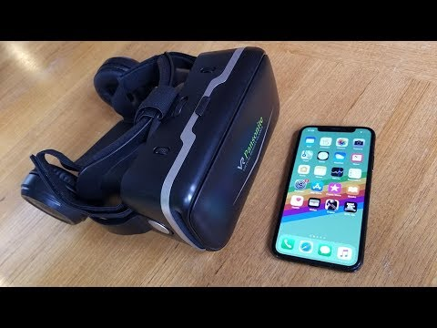 virtual reality iphone best vr headset for iphone x fliptroniks 1468