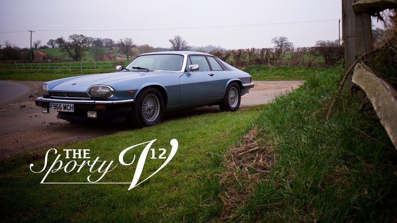 The Sporty V12   Jaguar XJS V12 Driving Review