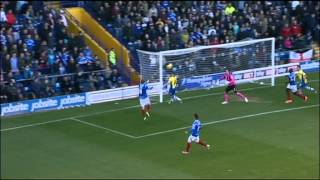 Highlights: Pompey 3-2 Exeter City