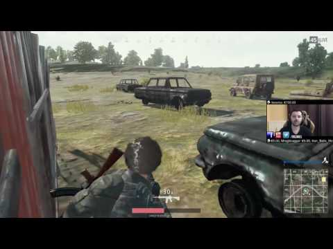 PlayerUnknown'sBattlegrounds - Another Victory